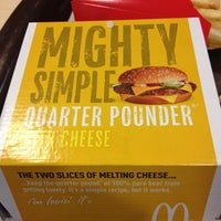 Photo taken at McDonald's by Alex C. on 5/20/2013