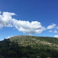 Photo taken at Dorr Mountain by Jessica S. on 8/7/2015