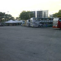 Photo taken at Kompleks Terminal Makmur (Kuantan Bus Station) by Dib K. on 4/20/2013