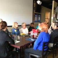 Photo taken at Stadium Sports Bar & Restaurant by Arthur K. on 3/4/2013