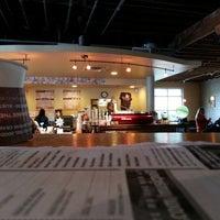 Photo taken at Dominican Joe Coffee Shop by David P. on 1/5/2013