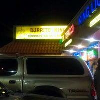 Photo taken at Burrito King by punkrocktacos 7. on 10/28/2012