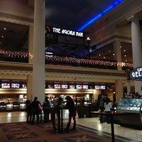 Photo taken at Santikos Palladium IMAX by Paul A. on 2/15/2013