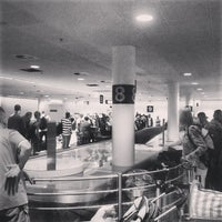 Photo taken at Baggage Reclaim by Daniel K. on 7/6/2013
