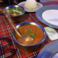Photo taken at Tandoori Night Indian and Thai Cuisine by Ľubica Z. on 11/5/2014