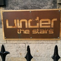 Photo taken at Under the Stairs by Simon I. on 1/1/2017