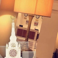 Photo taken at Mövenpick Hotel & Residence Hajar Tower Makkah by MHD A. on 11/19/2016