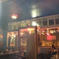 Photo taken at Blue Jay Cafe by Davide R. on 12/5/2012