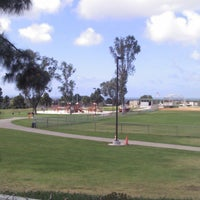Photo taken at Silver Wing Park & Recreation Center by Scott D. on 3/27/2014