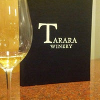 Photo taken at Tarara Winery by Patrick F. on 11/4/2012