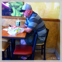 Photo taken at SUBWAY by TEC I. on 6/28/2015