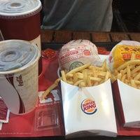 Photo taken at Burger King by Inafsa U. on 12/25/2015