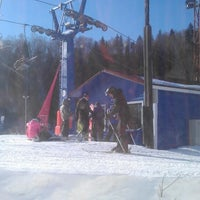 Photo taken at Ski Cafe by Arkady I. on 3/8/2013
