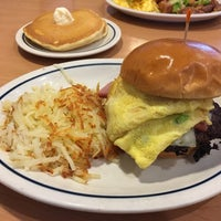 Photo taken at IHOP by Vince G. on 9/25/2016