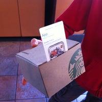 Photo taken at Starbucks by Emily T. on 3/9/2013
