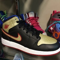 Photo taken at Premium Laces by Hallie G. on 5/4/2014