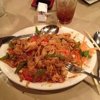 Photo taken at Benja Thai & Sushi by Jared M. on 9/16/2012