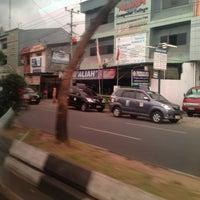 Photo taken at Jalan Urip Sumoharjo by Mizz Nunuy A. on 10/17/2012
