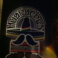 Photo taken at Huaraches by Ernesto V. on 12/2/2012