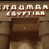 Photo taken at The Egyptian Theatre by Jamil T. on 1/13/2013