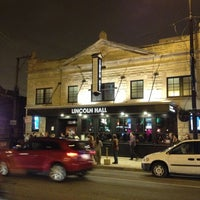 Photo taken at Lincoln Hall by Tom G. on 5/11/2013