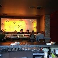 Photo taken at Masu Sushi by Matthew B. on 4/21/2013