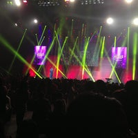 Photo taken at Mall of Asia Arena by Walter W. on 7/19/2013