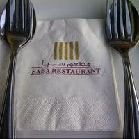 Photo taken at Saba Restaurant by F on 3/1/2013