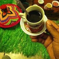 Photo taken at Awash Ethiopian Restaurant by Jason J. on 4/21/2013