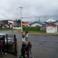 Photo taken at Terminal de Buses Cruz del Sur by Gastón C. on 2/14/2013