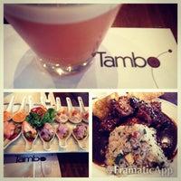Photo taken at Tambo by Loreto O. on 5/19/2015