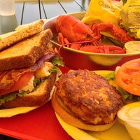 Photo taken at Thurston's Lobster Pound by Eat O. on 6/13/2014