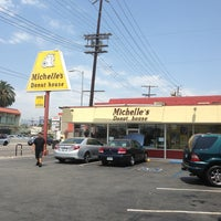 Photo taken at Michelle's Donut House by Christian C. on 7/1/2013