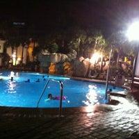 Photo taken at Sheraton Vistana Resort Villas, Lake Buena Vista/Orlando by Kristen F. on 11/8/2012