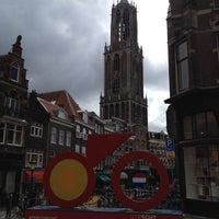 Photo taken at Stadhuis Gemeente Utrecht by Edwin V. on 6/18/2014