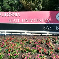 Photo taken at California State University, East Bay (CSUEB) by Cory S. on 10/7/2012