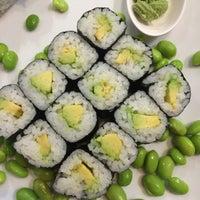 Photo taken at Eat Sushi by Alexandra M. on 3/21/2015