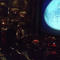 Photo taken at Disney's MARY POPPINS at the New Amsterdam Theatre by Tamer T. on 2/10/2013