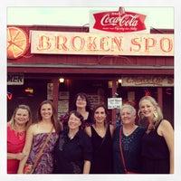 Photo taken at Broken Spoke by Mona K. on 7/14/2013