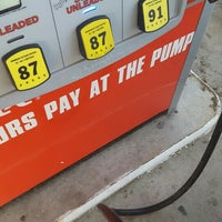 Photo taken at Hy-Vee Gas by Scott P. on 6/3/2016