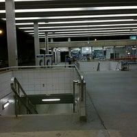 Photo taken at Bathurst Subway Station by Alexander R. on 8/10/2013