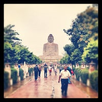 Photo taken at Great Buddha Statue by Num C. on 11/5/2012