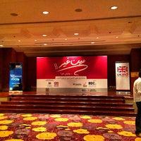 Photo taken at Sheraton Amman Al Nabil Hotel by Chiefmahoo on 6/10/2013