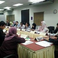 Photo taken at Rumah Sri Kenangan Cheras, Jabatan Kebajikan Masyarakat by Alam J. on 9/26/2012