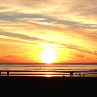 Photo taken at Ocean Beach by Eric M. on 1/19/2013