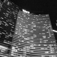 Photo taken at Vdara Hotel & Spa by Matthew G. on 2/18/2013