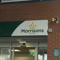Photo taken at Morrisons by Richard P. on 9/27/2016