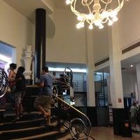 Photo taken at Cinema Roxy by Renato H. on 12/18/2012