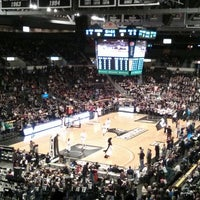 Photo taken at Dunkin' Donuts Center by Matthew Y. on 2/16/2013