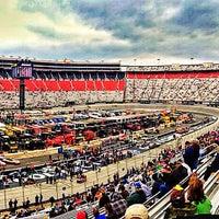 Photo taken at Bristol Motor Speedway by Matthew B. on 3/17/2013